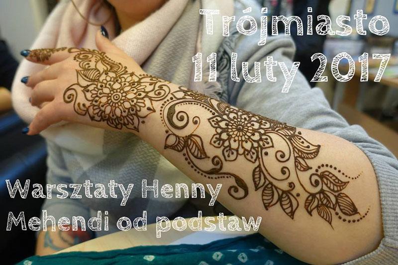 warsztaty malownia henną gdańsk