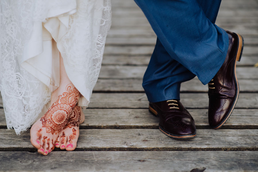 henna ślubna