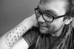 tymaczasowy tatuaż jagua