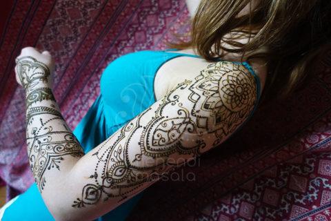 mehendi wzory inspiracje henna tatuaże z henny wzory indyjskie tatuaż
