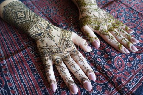 inspiracje wzory mehendi motywy marokańskie