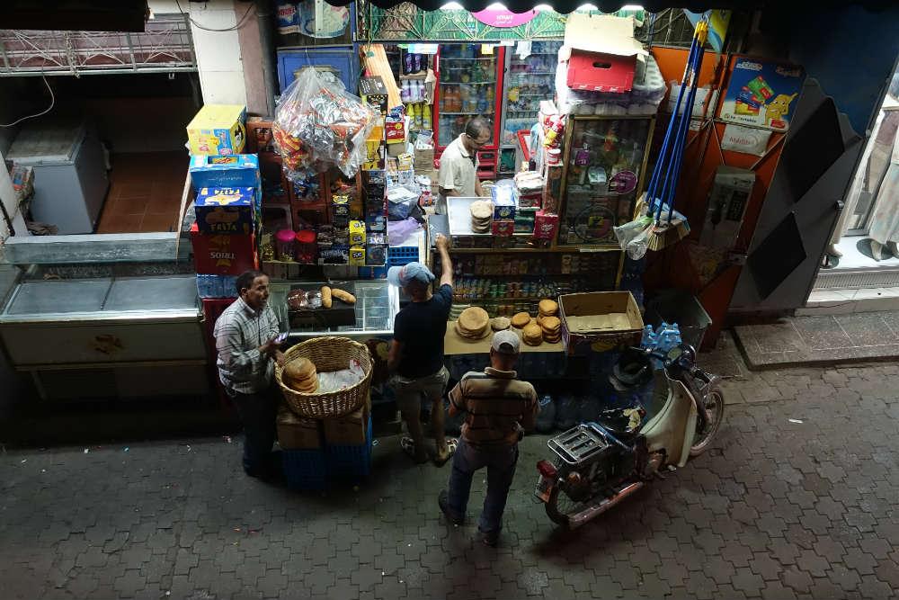 sklepik w maroko