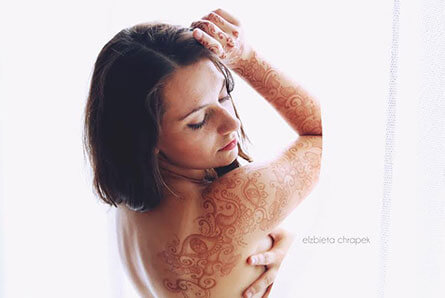 tatuaż henną mehendi henna