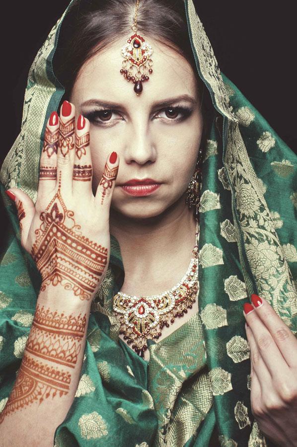 henna indyjska