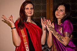 wieczor panienski henna
