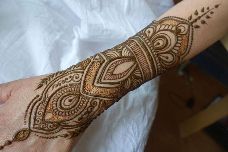 Jak Zrobić Pastę Z Henny Do Tatuażu Mehendi Masala