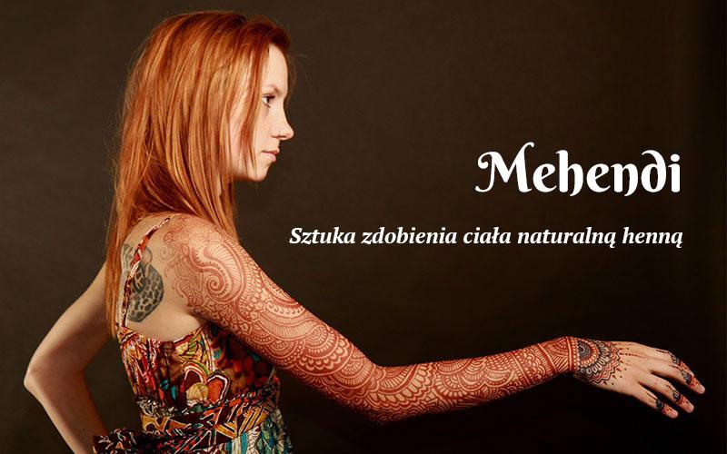 Mehendi Masala Malowanie Ciała Henną Tymczasowy Tatuaż Z