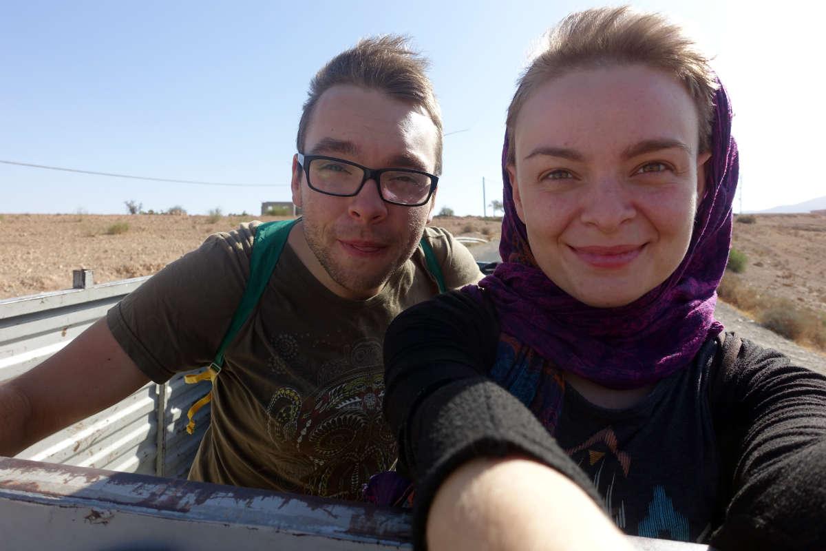 opowieść o berberach w maroko