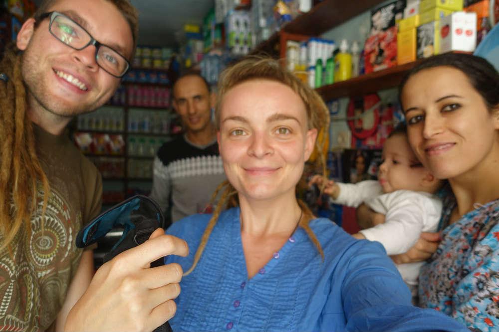 zakup henny w maroko