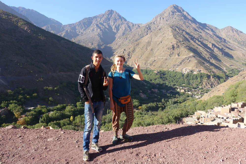 treking w maroko