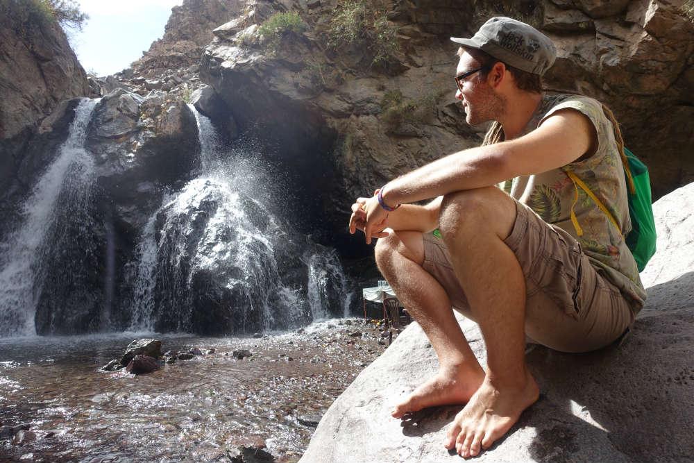 wodospad w imlil