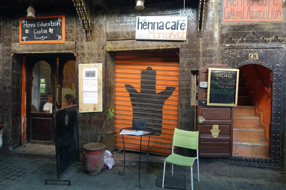 henna cafe