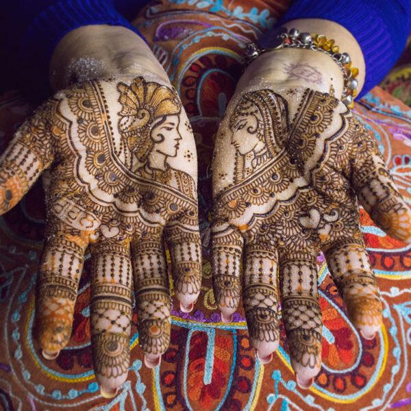 henna do malowania ciała