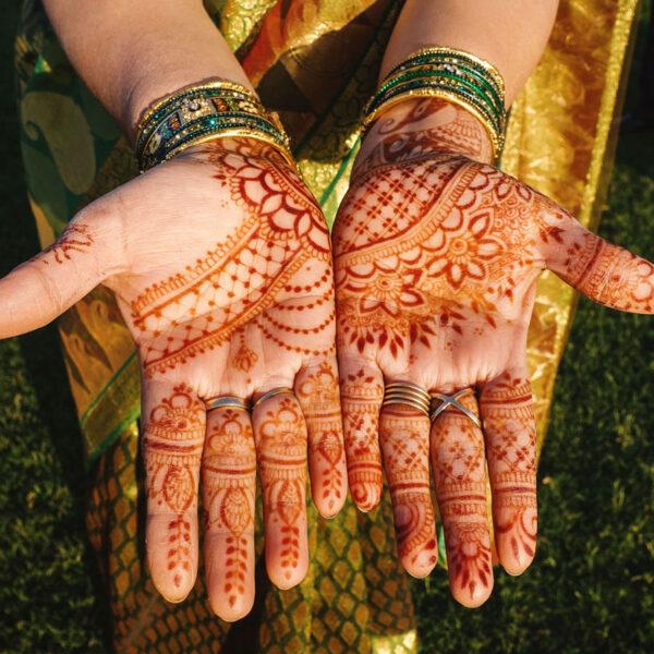henna do tatuażu mehendikolor