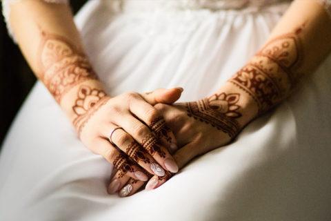 henna ślubna mehendi