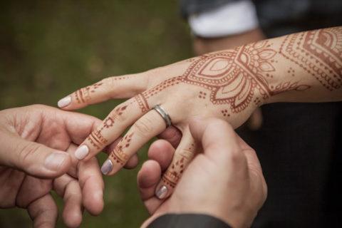 henna ślubna mehendi 2