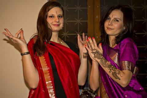 Henna na wieczorze panieńskim