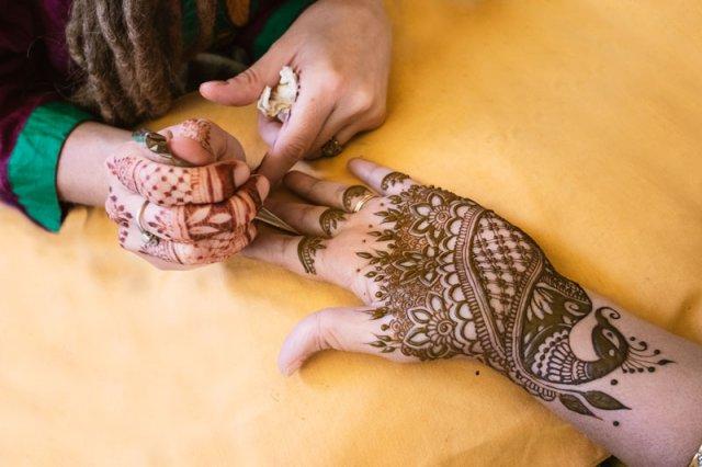 henna paw